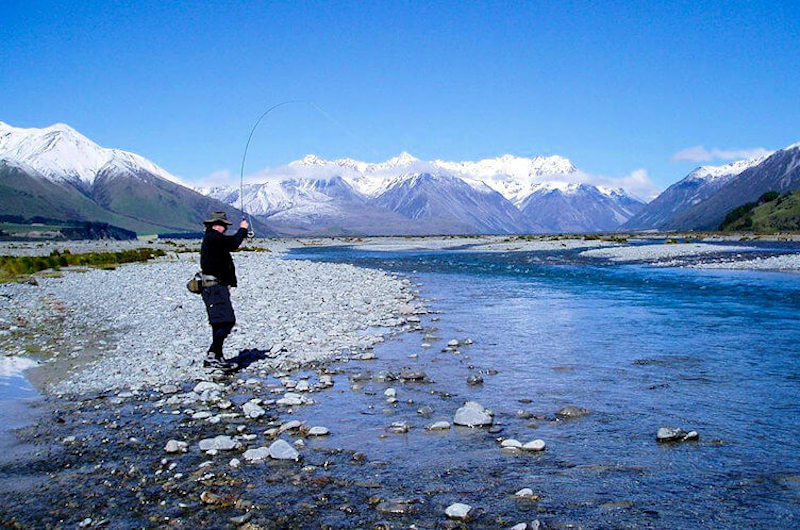 fishing holiday package