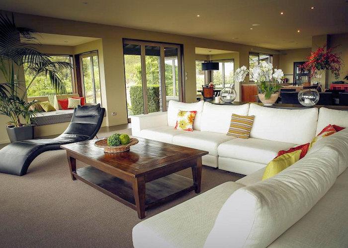 Accommodation guest at Waipuna