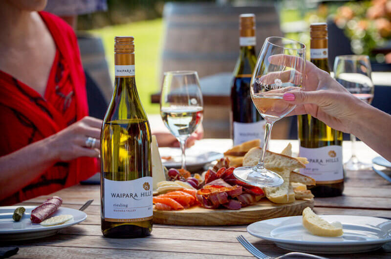 Winery holiday package