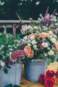 Flowers for small weddings