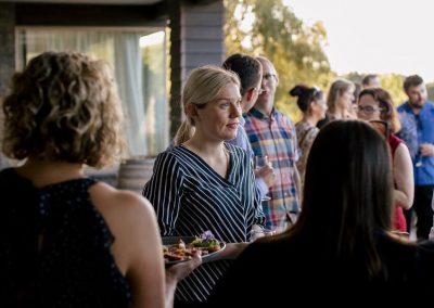 Event Guests at Waipuna