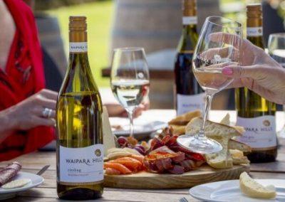 Waipara Hills dining