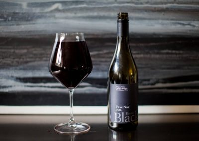 Black Estate wine