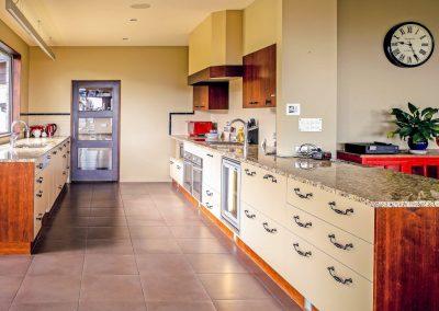 Kitchen at Waipuna