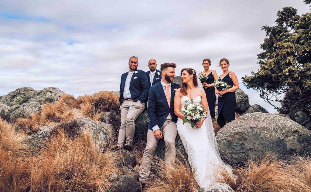 Wedding at Waipuna
